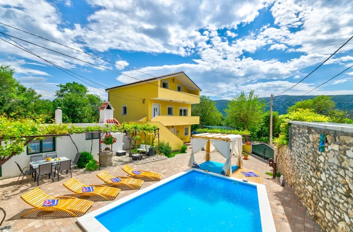 Fantastic holiday home in a quiet location