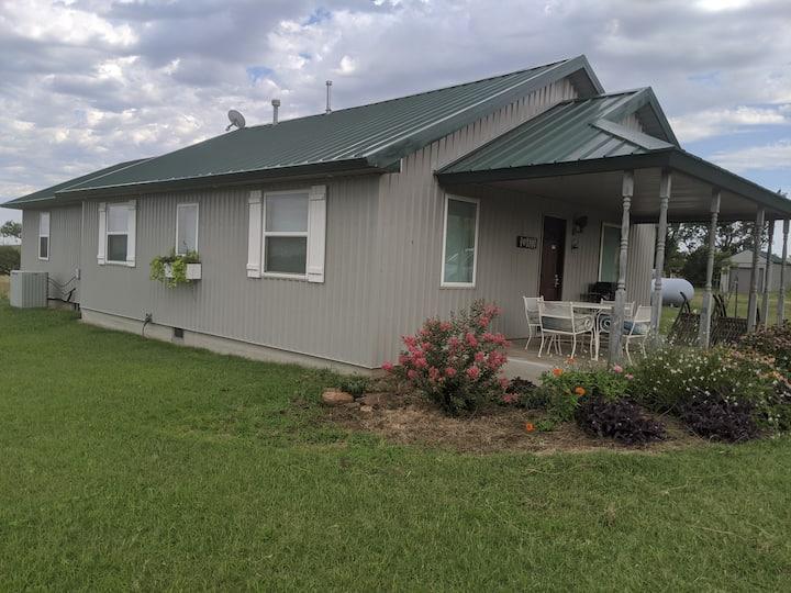 Clarkhaus Wichita Mountains Southwest Oklahoma