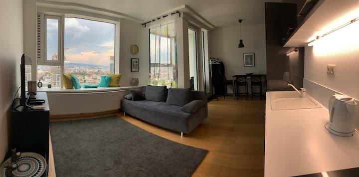 Apartments in Panorama City, 25 floor-amazing view