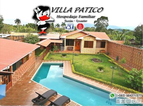 Villa Patico: ¡Bienvenidos! - Welcome!