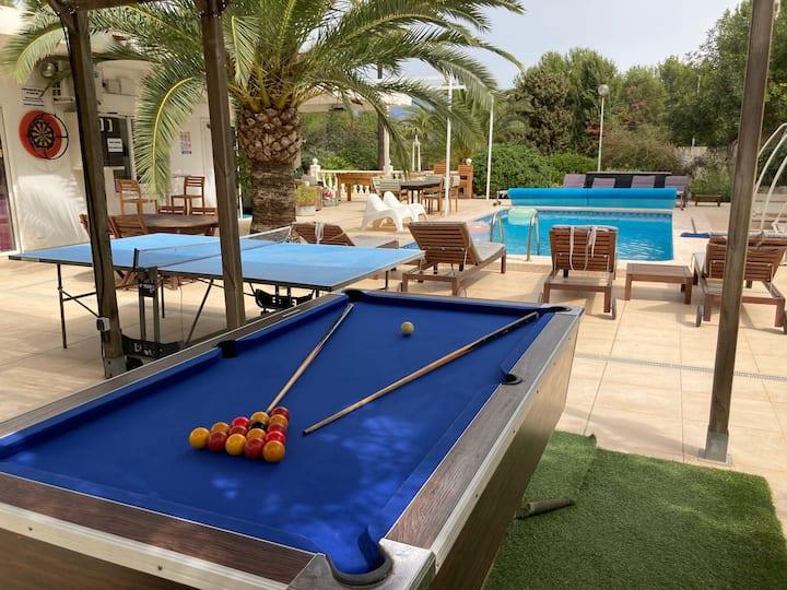 Large Villa in Albir-playa close to Benidorm