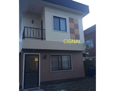If the outside house lights is not turned on, there are also the subdivision's lamp posts lighting the path not only in the main road but the houses' front yards as well which is being turned on by the security guard.
