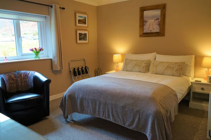 Lundie View BnB, Nr Fort Augustus, Double room 1