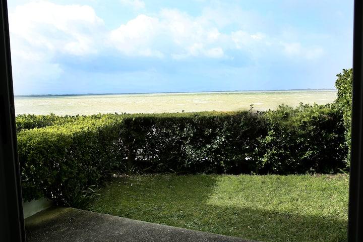 Appartement face à la Baie pour 4 personnes