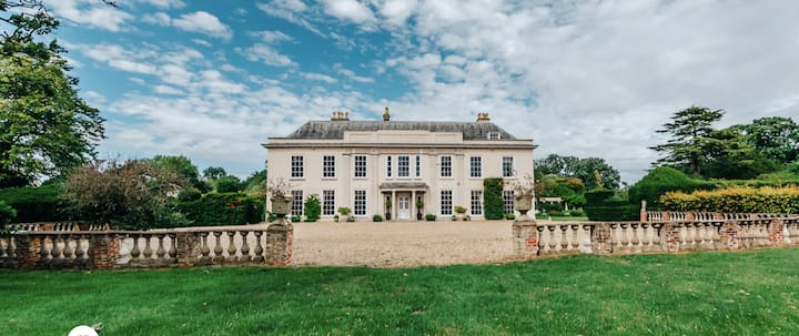 The most beautiful house in Suffolk