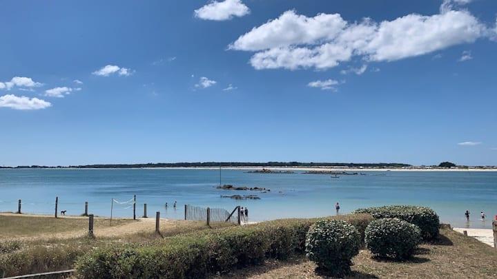 Villa sur la plage - Carnac plage