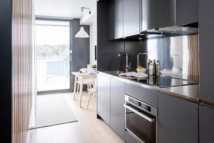 Apartment#2 HOOM HOME & HOTEL JÄRFÄLLA