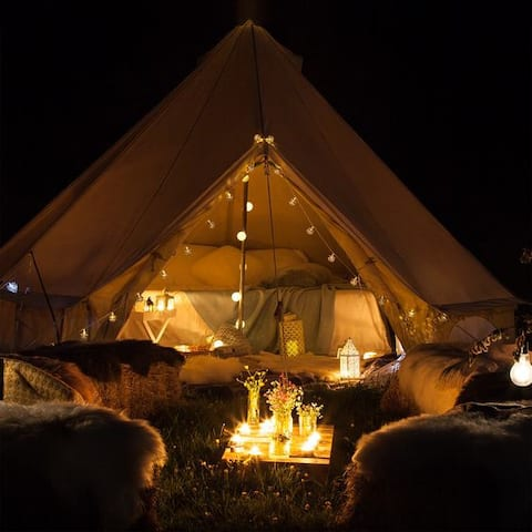 Glamping Los Hicacos Blanco, Miches