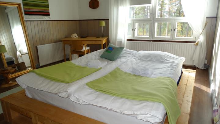 Chambre 1 tout confort