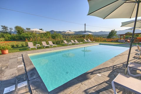 NEW! Exclusive Villa with private pool, WI-FI