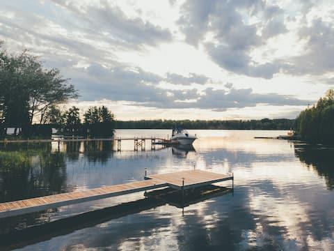 L'observatoire du Lac