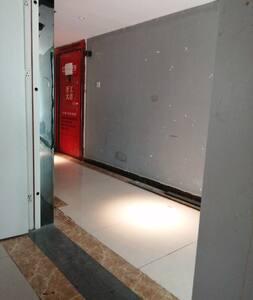 Accès à l'entrée sans escalier