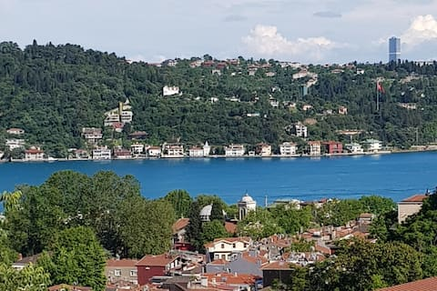 The best of the Bosphorus is the address of peace.