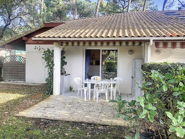 Studio mezzanine à Soustons plage