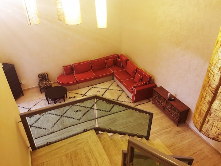Luxueux loft en centre ville de Marrakech