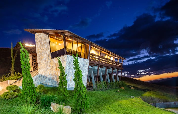 Casa Holidays - Altos da Serra - @casasnaserra
