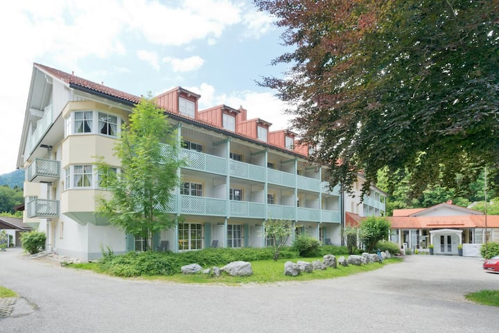 Apartment with Terrace Kampenwand