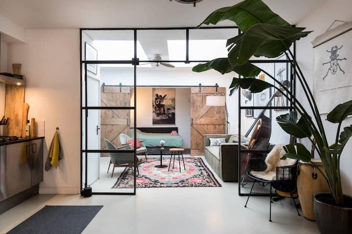 Room27  Luxe appartement in hartje Groningen