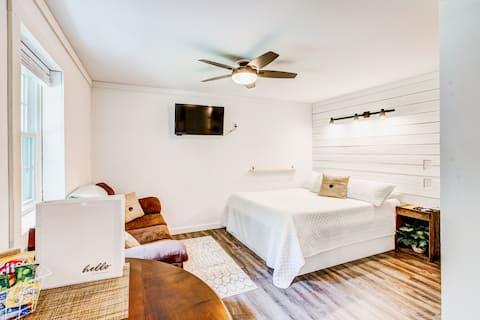 Newly Renovated Private Suite near LU and Randolph