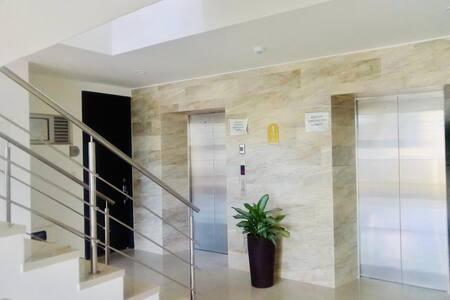 El apartamento se encuentra en el primer piso con lo cual no necesitas escaleras para ingresar.