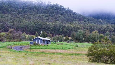 RAGLAN RETREAT - Peaceful Mountain Views