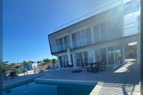 Punta Rucia Ocean View-Modern Tropical Paradise-1