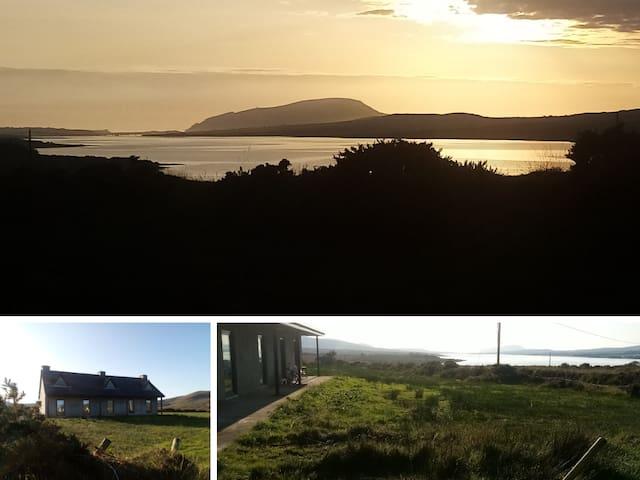 Valentia Island view Colm's studio apartment 2