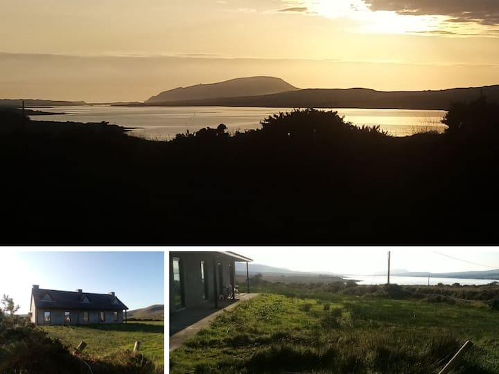 Valentia Island view Colm's studio apartment 2