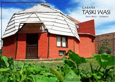 Cabaña domo Taski Wasi