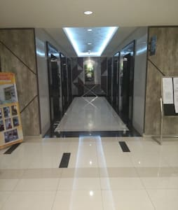 All entrance (ground floor, lower ground floor or other floor) to the building using Electrical Lift except during emergency evacuation.