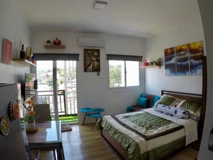 Antara Residence Studio Unit