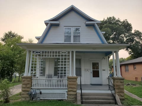 Grandma's Modern Hometown Getaway