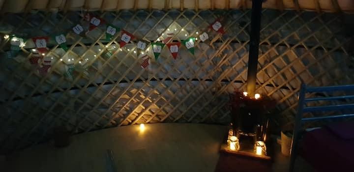 Rosehip Yurt