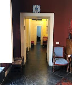 There are no corridors