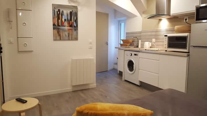Studio cosy neuf Toulon  Gare 2/4 pers