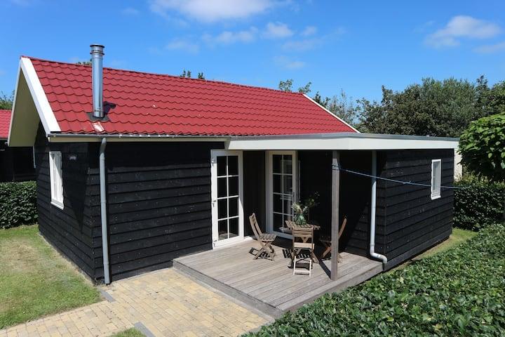 logeren in een unieke gezinslodge in Friesland
