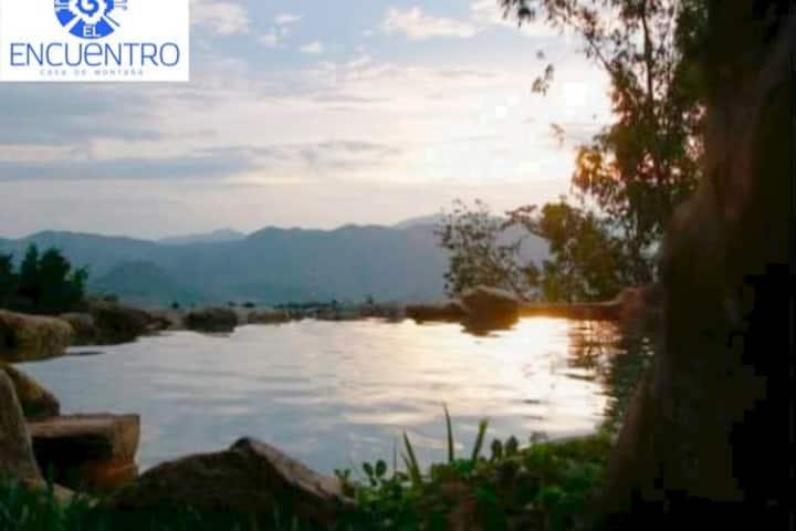 Casa de Montaña en La Palma- El Encuentro