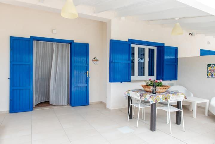 Casa tipica a due passi dalla spiaggia wifi  GC