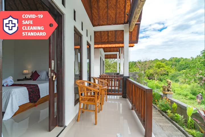 Panoramic Room Close to Harbour | STERILIZED