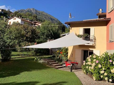 Casa Cristina near Lake Lugano and Como