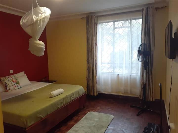Annodas Homes, Kisumu (Deluxe Queen Bed 2)