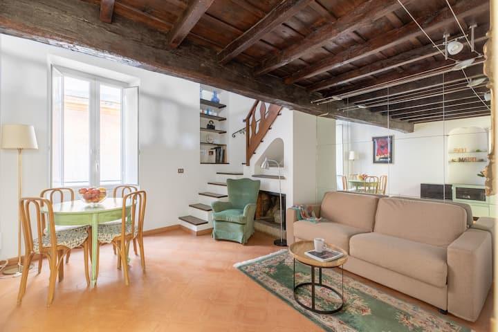 Joy Apartment 2 - Rome - Trastevere