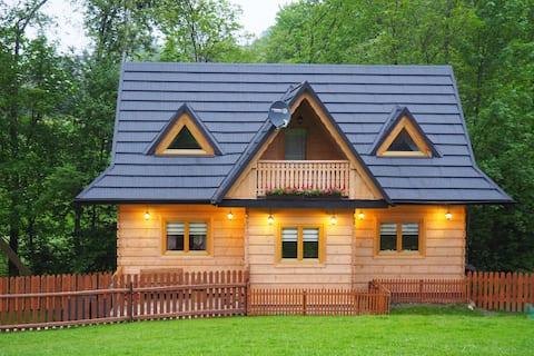 "Wooden regional house ""Pod Ubocom"""