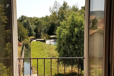 MIILAU  5km.Private Apartment in 18th Century Mill
