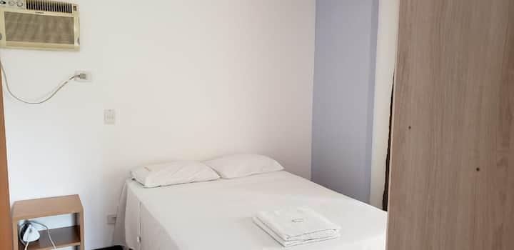 Apartamento Casal (202)- Av. JK com Higienópolis