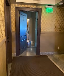 部屋への段差のないアクセス