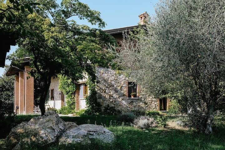 Adagio House è una  casa panoramica