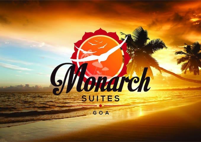 Monarch Suites, 1 BHK Apartment in Candolim, Goa