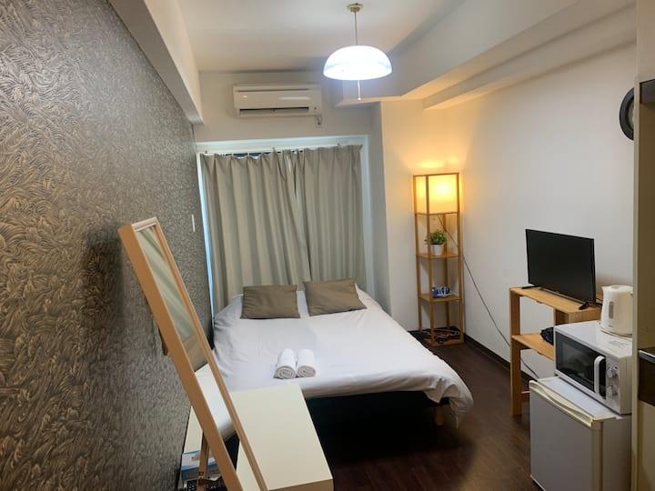 EX Shirokitakōen Apartment 707