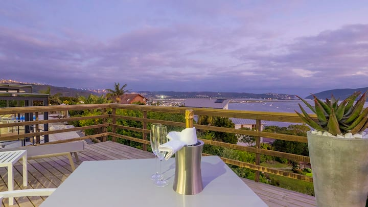 THEBLOEM SUITE FOUR - AMAZING LAGOON VIEWS